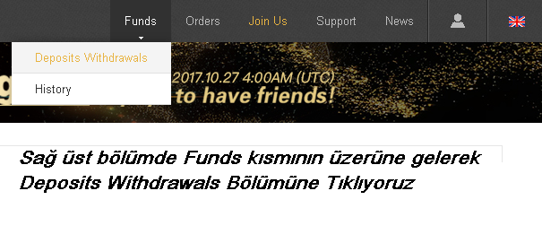 iota almak icin binance funds