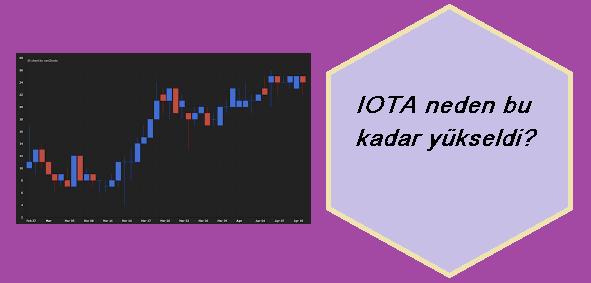 iota neden yükseliyor